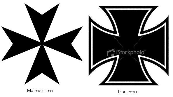 nazi symbols cross a - photo #5